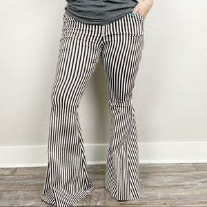 Ticket To Ride Striped Super Flare Bells